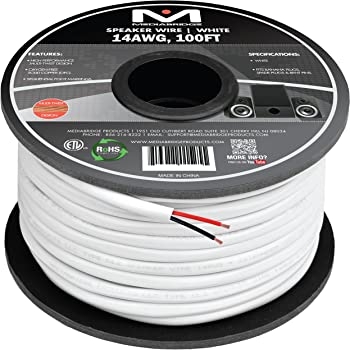 M13582 SL005 Multi-Conductor Cables 14 AWG PVC 100 FT SPOOL SLATE Pack of 1