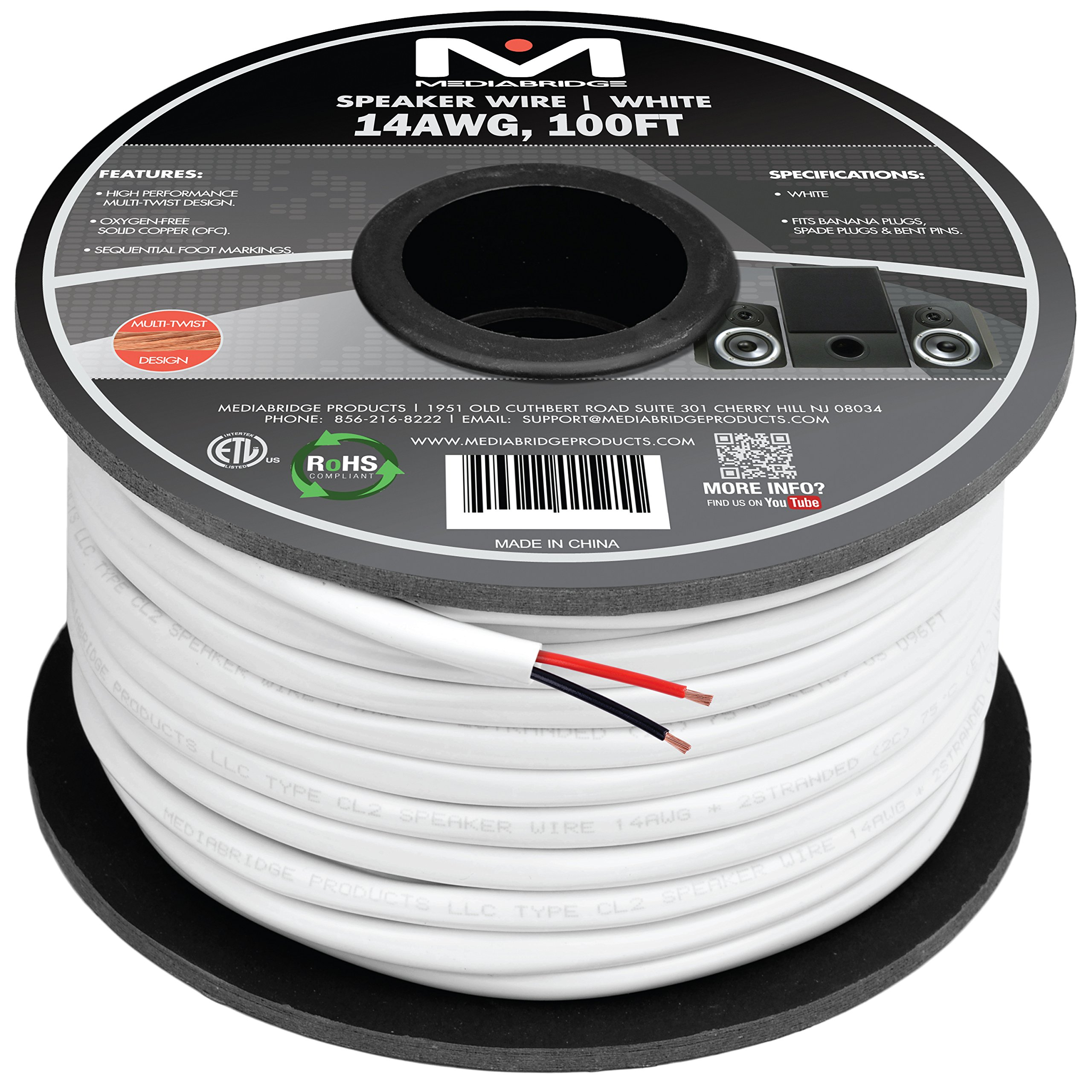 speaker wire in wall amazon com surround sound wall outlet how to run speaker wire through