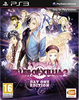 Tales Of Xillia 2: Day One Edition /ps3