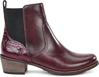 Cheap Womens Black Ugg® Keller Croco Boots at Soletrader Outlet