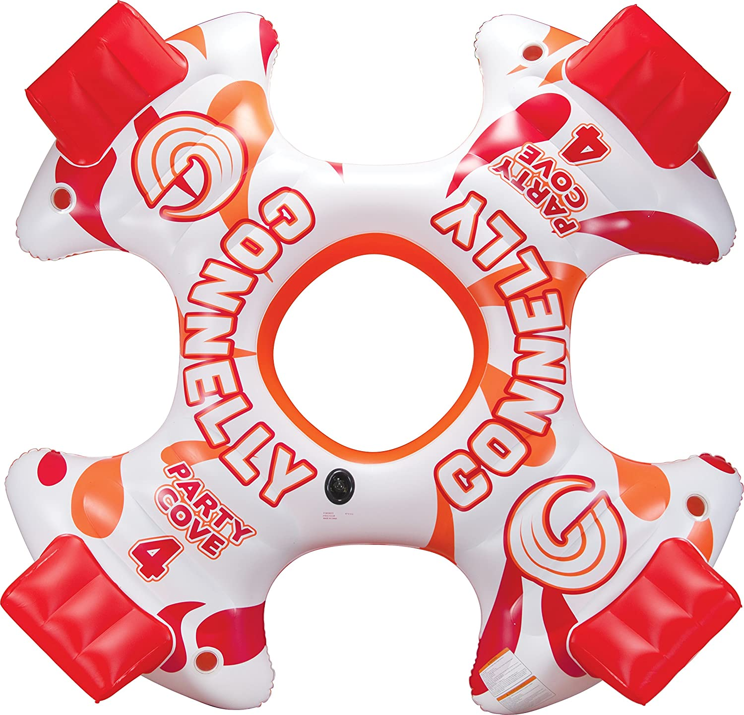 Connelly Luxury goods 4 Party Cove Inflatable Rafts Cheap mail order shopping