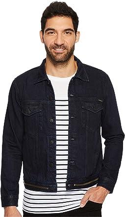 Calvin Klein Jeans - Waistband Zip Trucker Jacket