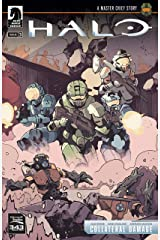 Halo: Collateral Damage #3 Kindle Edition