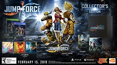 Jump Force - Xbox One Collector's Edition