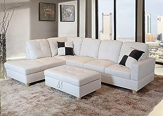 Best all white sofa set Reviews