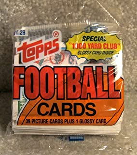 Best 1988 topps football cards Reviews