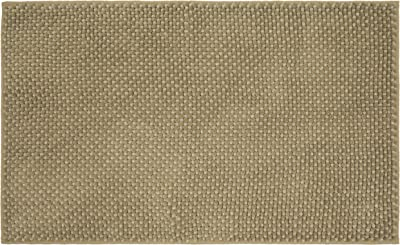 Mohawk Home Gulf Stream Bath Mat, 1'8x2'10, Tan