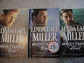 Mckettrick's Men Series 3 Book Set: Luck, Pride, Heart
