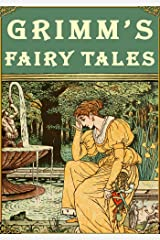 Grimm's Fairy Tales (Illustrated) (Robin Books Book 18) (English Edition) Format Kindle