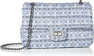 Agyness Quilted Large Flap Crossbody