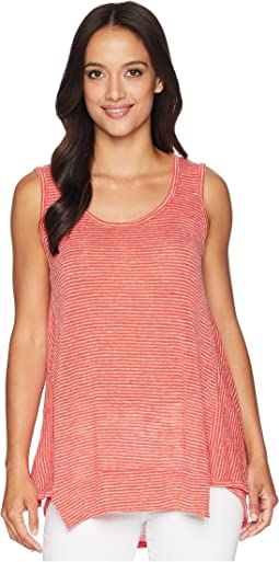Panel Seam Piped Stripe Tank