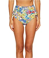 Stella McCartney - Iconic Prints High-Waist Bikini Bottom