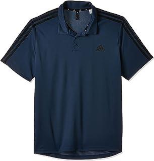 قميص بولو ام 3 اس بي اس باكمام قصيرة للرجال من اديداس