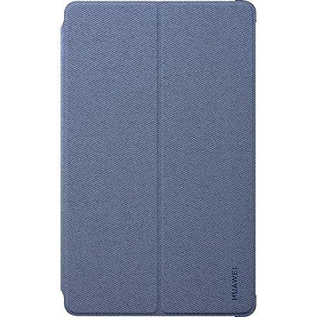 Huawei Flip Cover Matepad T 8 Custodia, Blu-Grigio