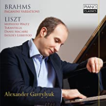 Variations on a Theme by Paganini, Op. 35, Book 2: 30. Variation 14, presto ma non troppo