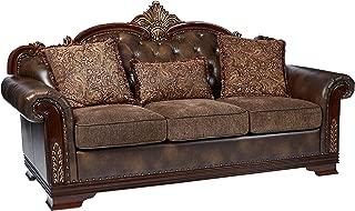 Homelegance 9815-3 Croydon Traditional Two-Tone Sofa, 86