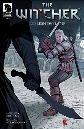 Witcher: Of Flesh and Flame #2 (The Witcher) (English Edition)