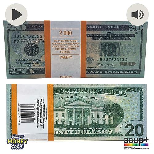 20 Dollar Bill: Amazon com