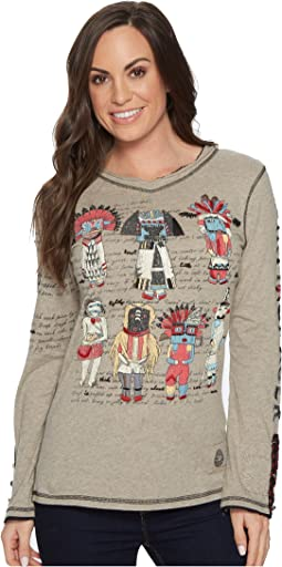 Double D Ranchwear - Hopi Kachinas Tee