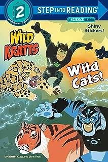 Wild Cats! (Wild Kratts) (Step into Reading)