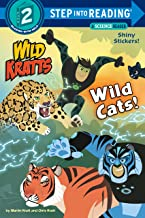 Wild Cats! (Wild Kratts) (Step into Reading)