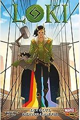 Loki - Der Gott, der zur Erde fiel: Bd. 1: Der Gott, der zur Erde fiel (German Edition) Format Kindle