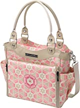 Petunia Pickle Bottom City Carryall Diaper Bag in Blooming in Brixham
