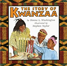 The Story of Kwanzaa (Trophy Picture Books (Paperback))