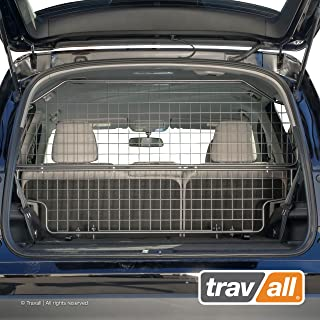 Travall Guard Compatible with Honda Pilot (2015-Current) TDG1571 - Rattle-Free Steel Pet Barrier