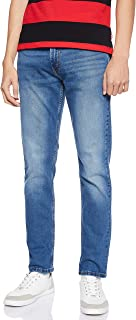 Levis Men's Slim Fit Jeans (18298-0621_Blue_32)