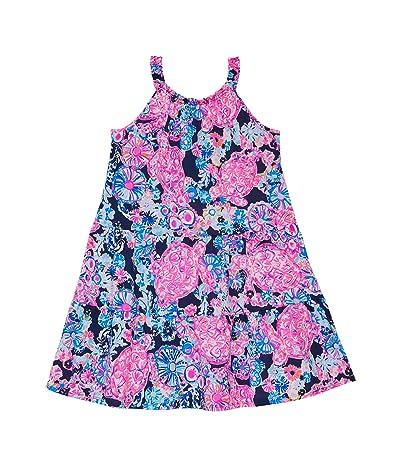 Lilly Pulitzer Kids Mini Loro Dress (Toddler/Little Kids/Big Kids)