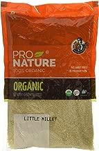 Pro Nature 100% Organic Little Millet, 500g