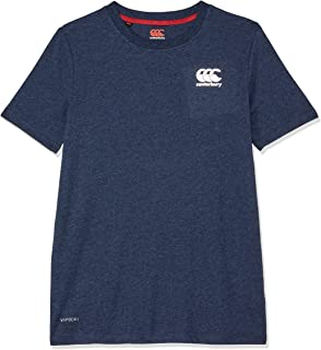 Canterbury CCC Small Logo Short Sleeve T-Shirt