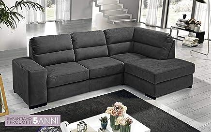 Amazon.es: sofa cama negro - dafnedesign / Sofás / Salón ...