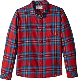 Freemont Flannel Top (Big Kids)