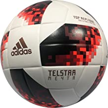 Telstar Adidas World Cup Russia 18 Knock Out Top Replique Soccer Ball (4 (ages 6-12))