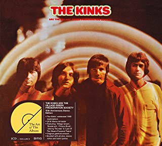THE KINKS ARE THE VILLAGE GREEN PRESERVATION SOCIETY (2018 STEREO REMASTER)