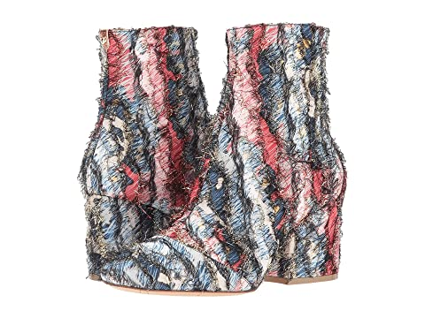 PISA FRAYED BOOTIES
