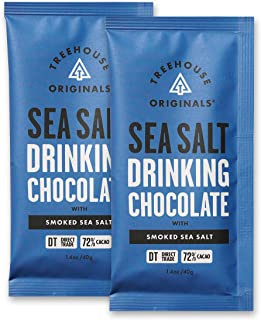 Drinking Chocolate (Sea Salt, 2 Pack)