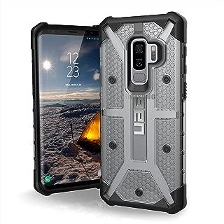 URBAN ARMOR GEAR [UAG] Samsung Galaxy S9 Plus [6.2-inch Screen] Plasma Feather-Light Rugged [Ice] Military Drop Tested Phone Case