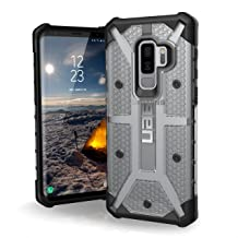 URBAN ARMOR GEAR [UAG] Samsung Galaxy S9 Plus [6.2-inch Screen] Plasma Feather-Light Rugged [Ice] Military Drop Tested Phone Case