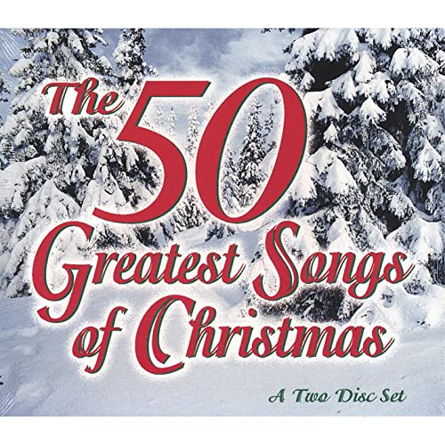 Top 50 Christmas Cd Mp3 2020 The 50 Greatest Songs of Christmas by Various artists on Amazon