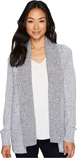 Lilla P - Long Sleeve Mixed Stitch Cardigan