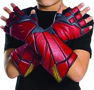 Justice League Movie - Flash Gloves- Child