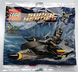 LEGO Super Heroes: Batman Y Jetski Establecer 30160