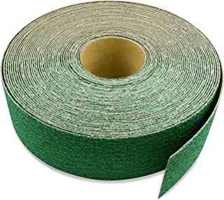 3 inch X 70 FT 120 Grit Zirconia Woodworking Drum Sander Roll, Cut Strips to Length