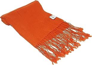 Kuldip Unisex 100% Pure Wool Pashmina Shawl Scarf.