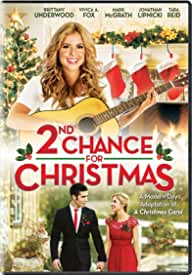 Cinedigm Acquires The Modern-Day Holiday Film 2ND CHANCE FOR CHRISTMAS