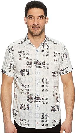 Robert Graham - Vega Short Sleeve Woven Shirt