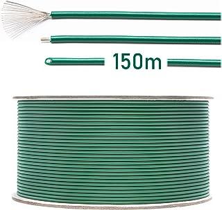 LOHAG - Cable de limitación universal para robot cortacésped, cortacésped, accesorios – aluminio chapado en cobre de alta ...